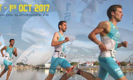 TRIATHLON SUD VENDÉE : COUPE DE FRANCE 2017