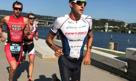 Team Von Berg: le père et fils aux championnats du Monde Ironman 70.3