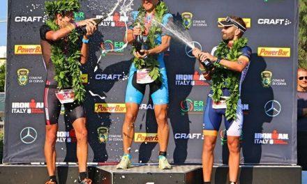 Ironman Italie : Victoire de Dreitz et Gossage, Jurkiewicz 4ème