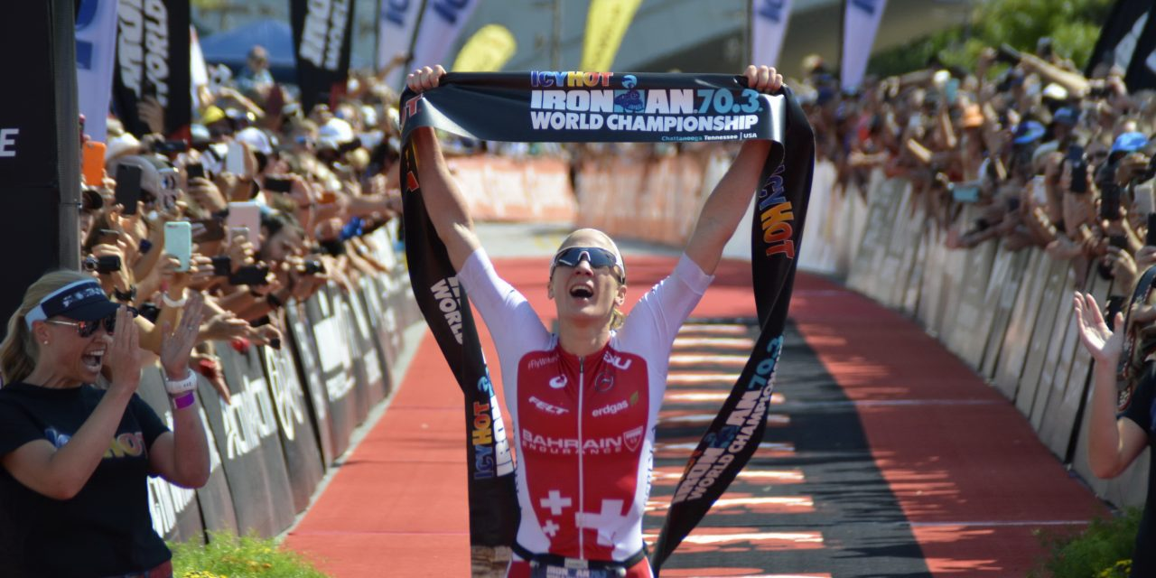 World Championship Ironman 70.3 Chattanooga: Ryf intouchable !