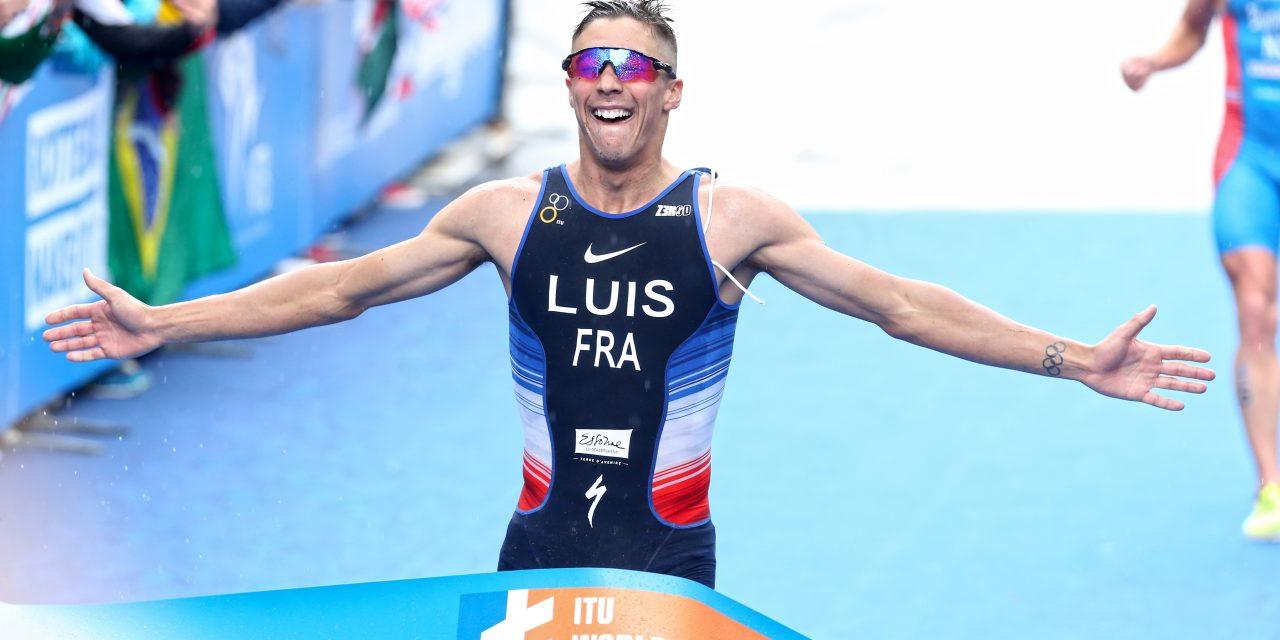 Vincent Luis remporte la Grande Finale WTS de Rotterdam