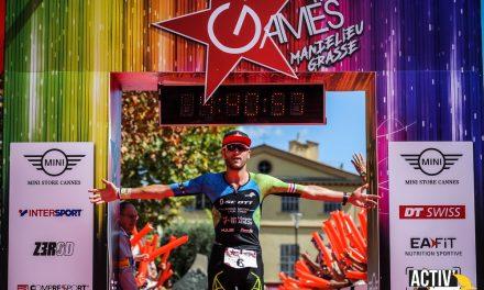 Trigames: Arnaud Guilloux s'est pris au jeu…