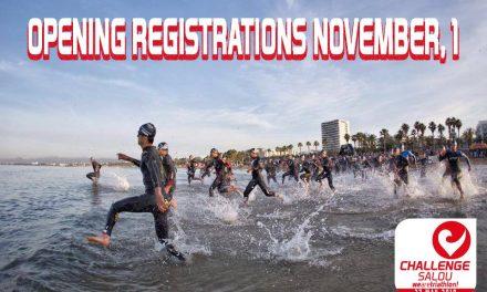 Challenge Salou: Inscription le 1er novembre