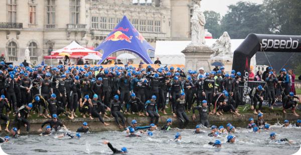 C'est parti pour la 9ème édition du Triathlon de Chantilly 2018 !