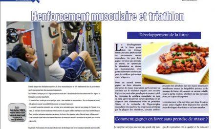 A lire dans TrimaX#169 : Renforcement musculaire et triathlon