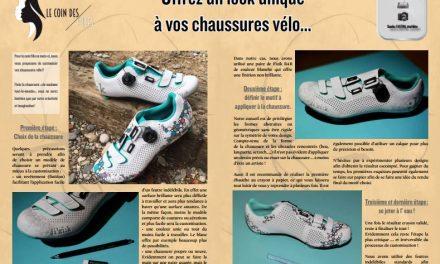 TrimaX#169 vous explique comment offrir un look unique à vos chaussures vélo…