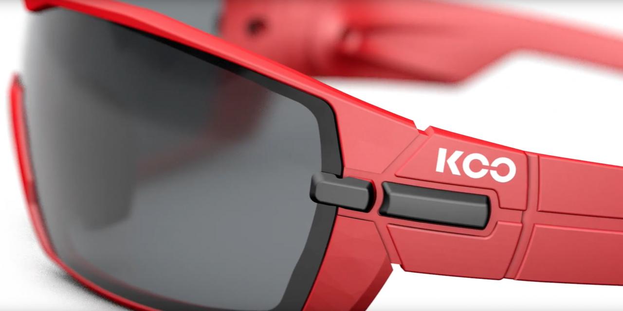 KOO, les lunettes de soleil par KASK