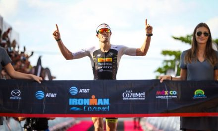 Ironman Cozumel: Kienle et Roberts intouchables !