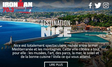 Ironman 70.3: Votre prochaine destination pour courir: NICE !