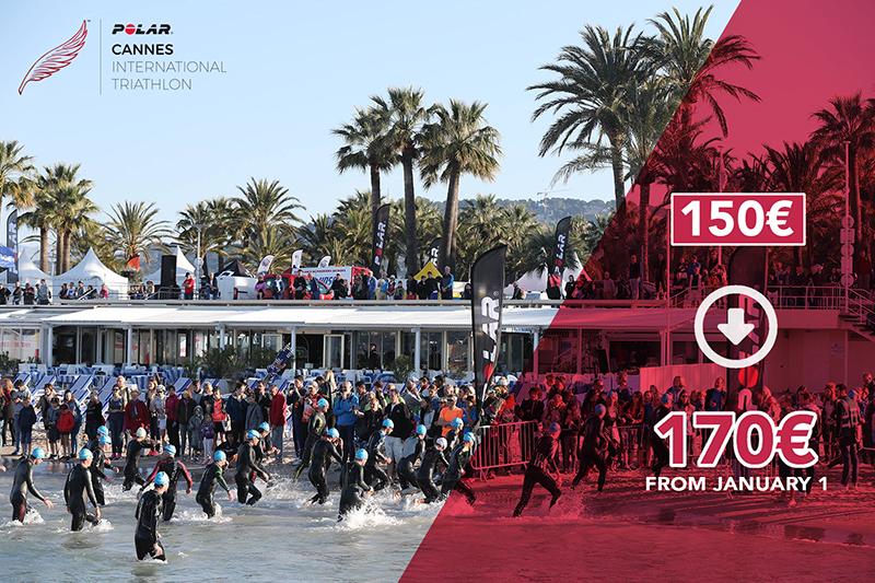 Polar Cannes International Triathlon