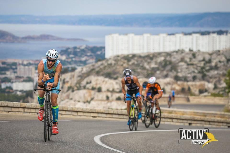 Triathlon de Marseille: Découvrez le parcours L nouveauté 2018