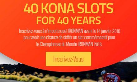 Allez à Kona en 2018 !