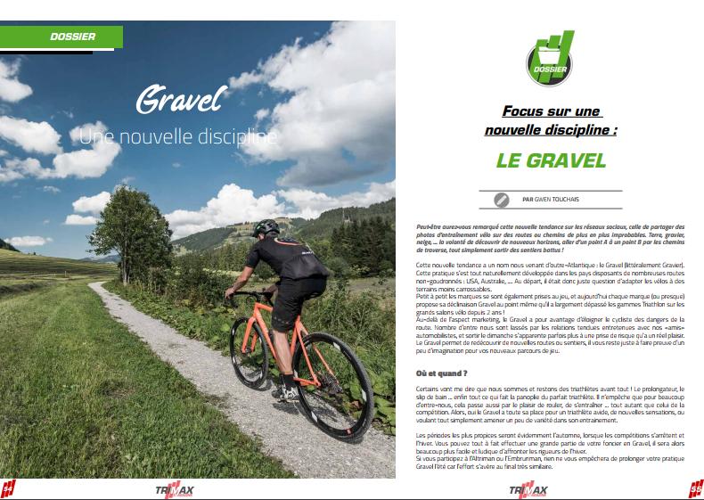 Focus avec TrimaX#171 sur une nouvelle discipline : LE GRAVEL