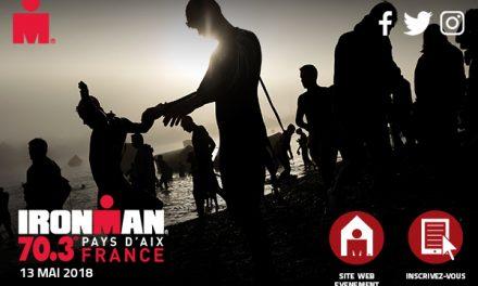 4 raisons de courir avec nous lors de l'IRONMAN 70.3 Pays d'Aix