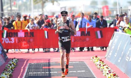 Ironman 70.3 Dubaï: Les résultats des français !