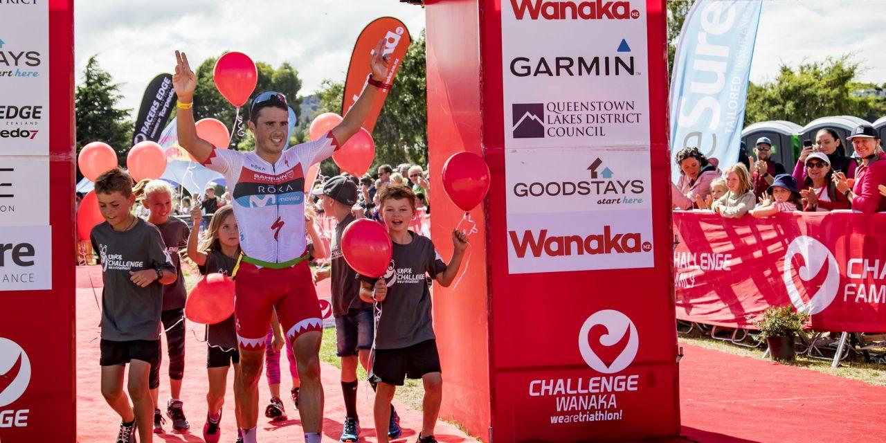 Pluie de records sur le Challenge Wanaka