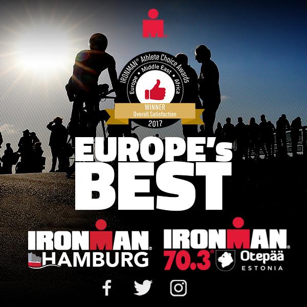 Le meilleur en Europe ! Regardez les vainqueurs suite aux votes des athlètes.