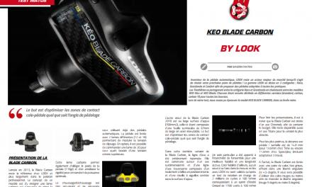A découvrir dans trimaX#172 : Keo Blade Carbon by LOOK