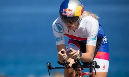 Lucy Charles rejoint le Polar Cannes International Triathlon!'