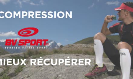La compression pour les sportifs: mieux récupérer