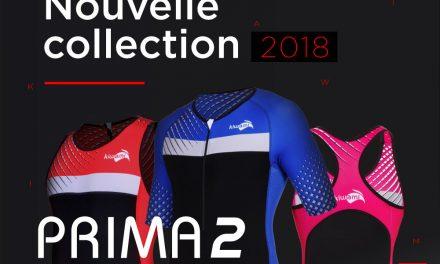 Nouvelle collection Kiwami| PRIMA2 |Tous en trifonction !