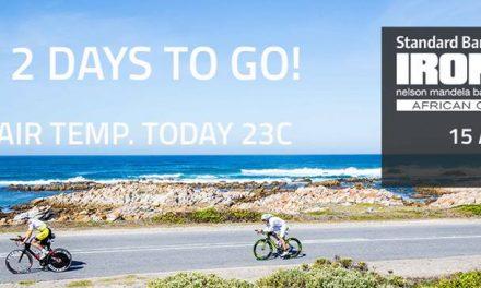 Ironman Afrique du Sud: la bataille du KPR commence dimanche!