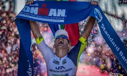 Ironman d'Afrique du Sud: le champion africain a tenu toutes ses promesses !