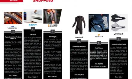 A découvrir dans TrimaX#173, notre page shopping