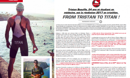 A lire dans TrimaX#173 : From Tristan to titan !
