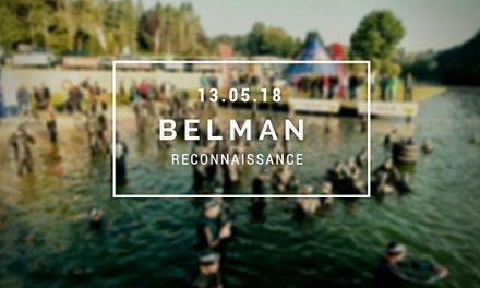 COME TRAIN WITH US! – 13/05/2018 – RECON BELMAN