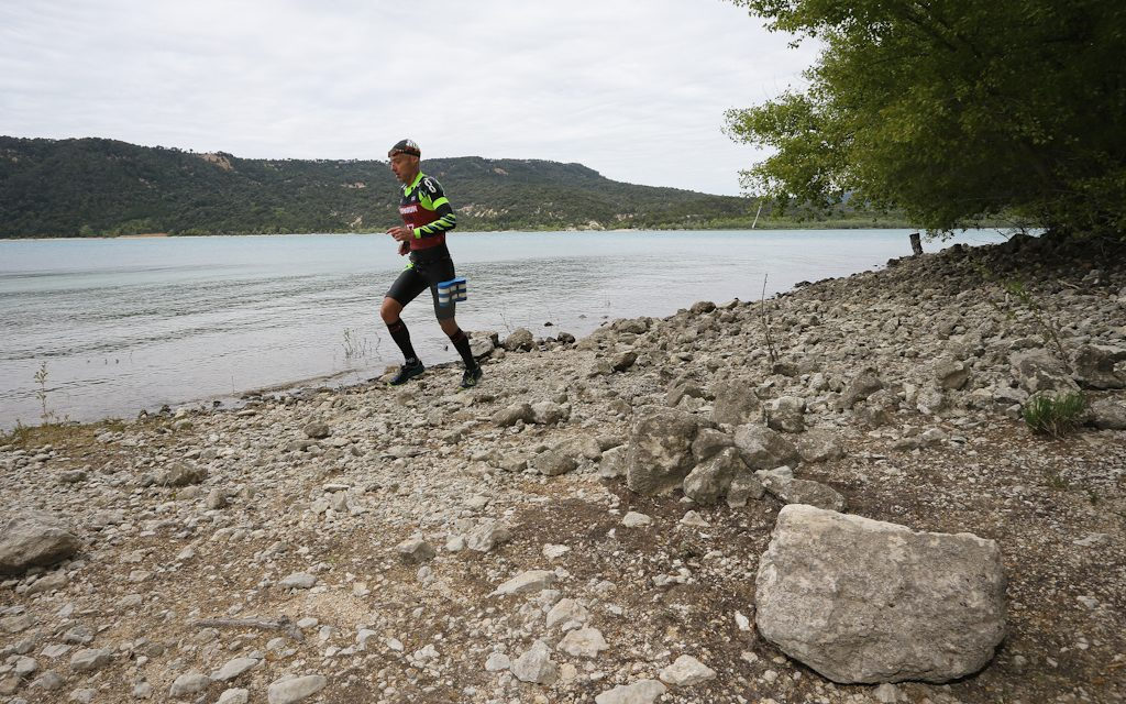 SWIMRUN : Lac de Vouglans-Jura, le petit joyau signé O'xyrace