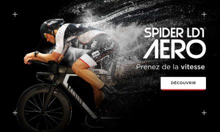 KIWAMI : Spider LD1 Aero : Votre tenue taillée pour la course