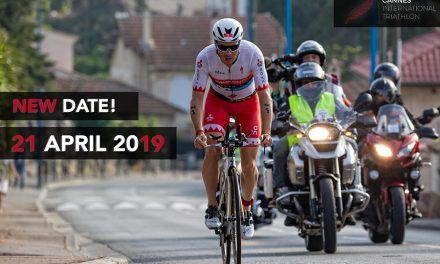 Cannes International Triathlon change sa date au 21 Avril 2019
