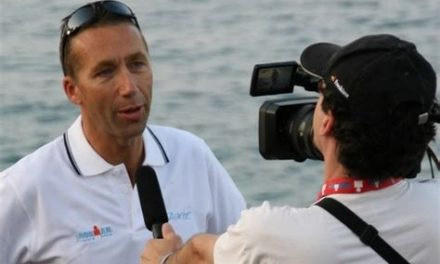 Yves Cordier sera au départ de l'EmbrunMan, le mercredi 15 août prochain.