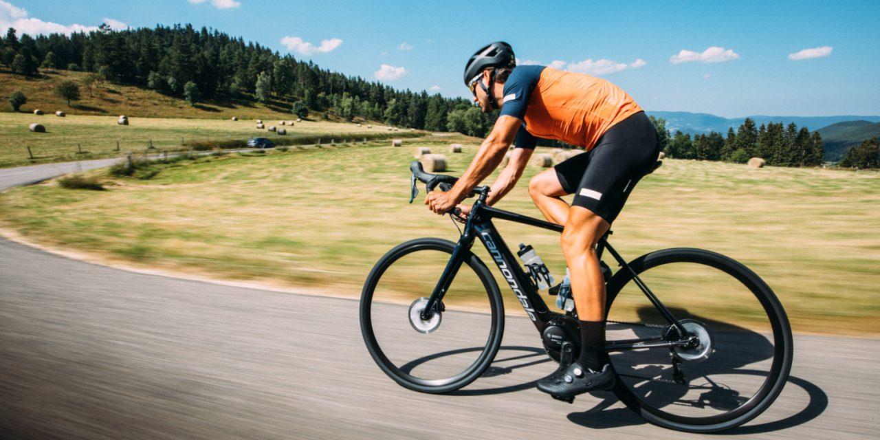 Cannondale ouvre la route avec son nouveau vélo électrique E-Road – Synapse NEO