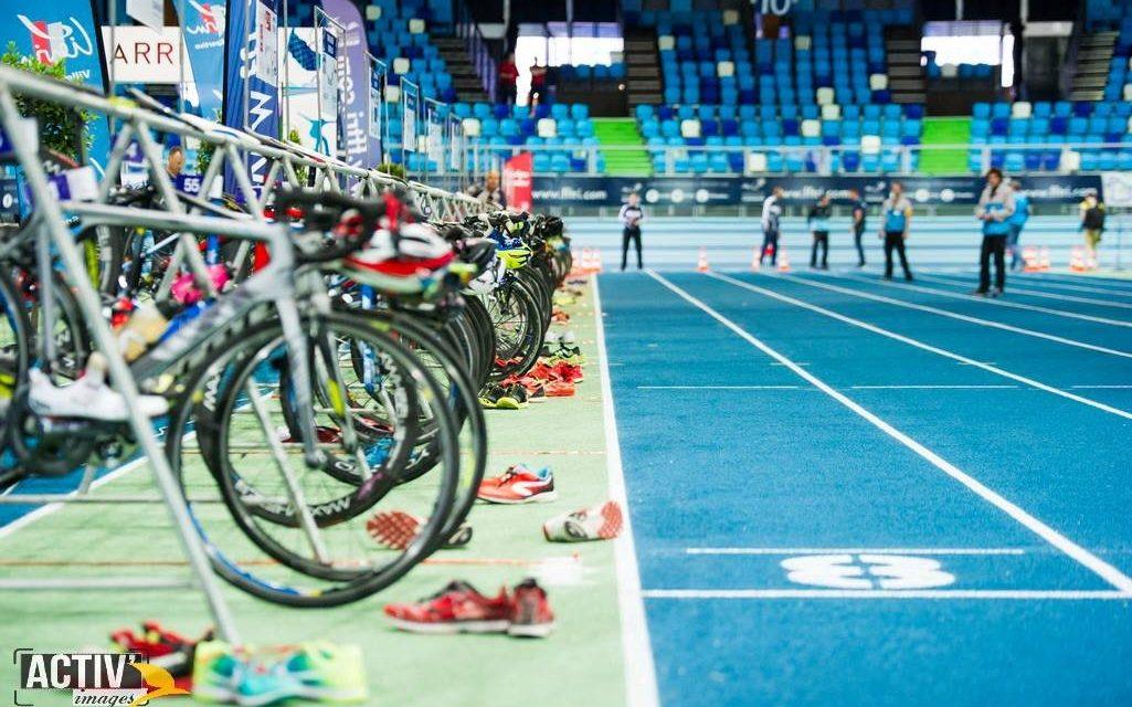 Retour au «bon vieux temps» avec le Lievin Triathlon Indoor Festival