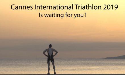 Cannes International Triathlon 2019