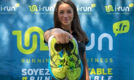 Manon Genêt dans le Team i-Run !