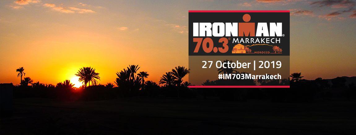 Bertrand Billard et le triathlète Marocain Mehdi Essadiq, seront co-parrains de l'IRONMAN 70.3 Marrakech.