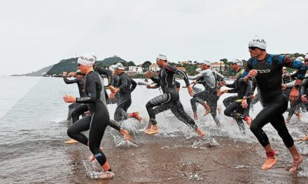 Corniche d'Or : Le grand retour du triathlon dans Saint-Raphaël