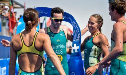 Relai Mixte d'Abu Dhabi : l'Australie remporte vainqueur, la France 4ème