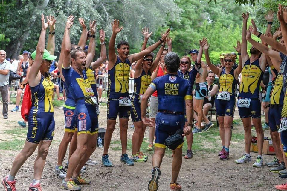 Triathlon du Pays Salonais: le 16 juin