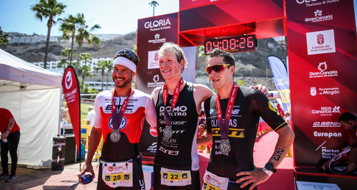 Emma Pallant et Pieter Heemeryck vainqueurs sur le Challenge Gran Canaria