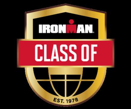 """IRONMAN célèbre les Finishers qui participent à leur premier IRONMAN avec à l'initiative """"IRONMAN CLASS OF"""""""