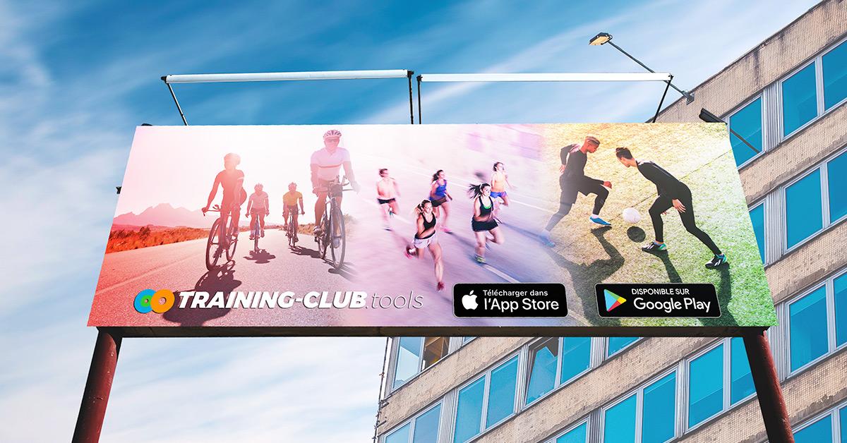 TRAINING-CLUB.tools: Nouvelle Appli training