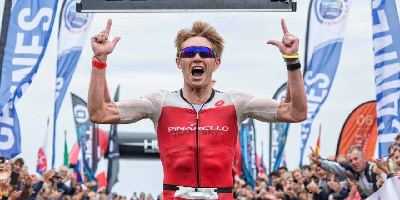 Cannes International Triathlon 2020