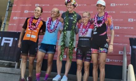 Fin de saison Team ORGANICOACH : Championnats du Monde XTERRA à Maui