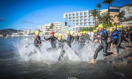 Triathlon de la Saint Sylvestre sous le soleil de décembre …