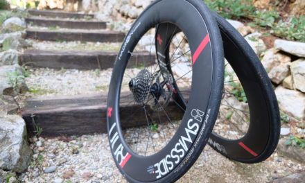 SWISS SIDE : HADRON ULTIMATE 800 DISC
