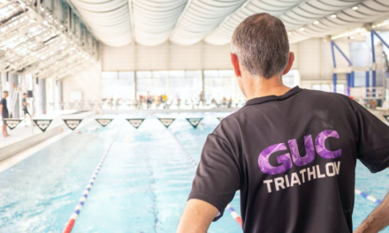 Le GUC Triathlon organise le dimanche 22 mars 2020 sa 8ème édition de l'Aquathlon de Grenoble